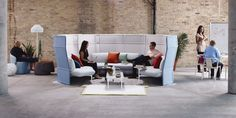 Openest Plume | Privacy Screen | Haworth