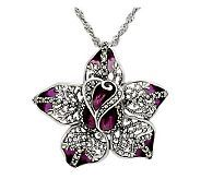 So pretty! Marcasite jewelry is gorgeous