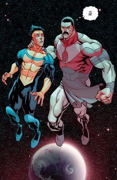 Image Comics, Bd Comics, Hq Marvel, Marvel Dc Comics, Cosmic Comics, Comic Books Art, Comic Art, Invincible Comic, Ninja