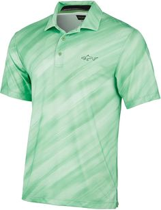 buy popular f1bae 1a735 Greg Norman for Tasso Elba Men s Streak Perforated Polo, Created for Macy s  Greg Norman,
