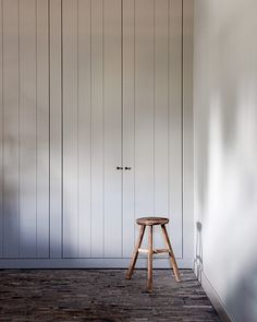 Can we get grooved MDF for the wardrobe doors?