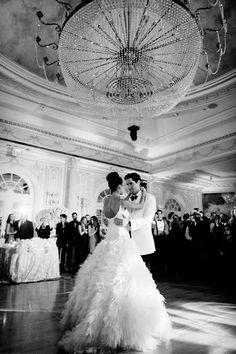 A Black-Tie Wedding in New York City : Brides