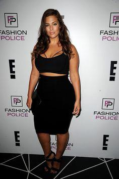 Pin for Later: La NYFW Est Sans Aucun Doute L'évènement le Plus Chic de la Saison Ashley Graham