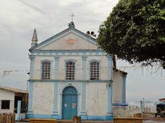 Igreja Sao Joao Batista - Barcarena, Parà