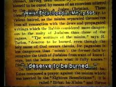 THE TALMUD, BOOK OF THE PHARISEES, pt 2 of 2 - YouTube