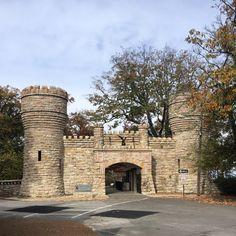 #covernashville #pointpark #park #chattanooga #tennessee #battlefield #castle #monument #lookout #lookoutmountain #mountain #fall