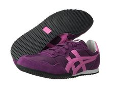 Onitsuka Tiger by Asics Serrano™ Purple/Pink - Zappos.com Free Shipping BOTH Ways