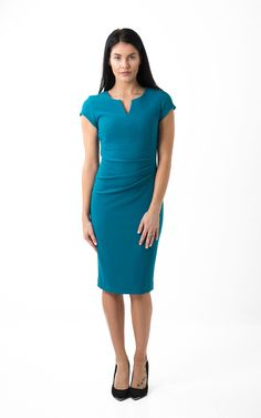 The Holly Teal - SilkFred
