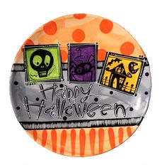 Pottery Painting, Fall Halloween, Painting & Drawing, Halloween Decorations, Street Art, Crafts For Kids, Canvas, Holiday, Projects