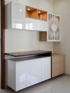 Living Room Partition Design, Pooja Room Door Design, Living Room Tv Unit Designs, Room Partition Designs, Door Design Interior, Kitchen Cupboard Designs, Kitchen Room Design, Home Room Design, Modern Kitchen Design