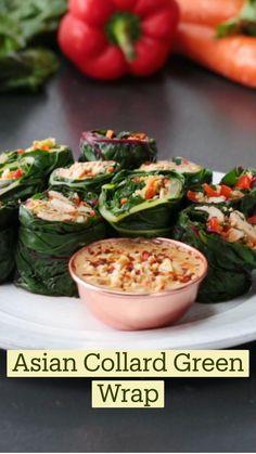 Healthy Food Choices, Healthy Salad Recipes, Vegetarian Recipes, Healthy Snacks, Cooking Recipes, Healthy Menu, Yummy Asian Food, Yummy Food, Tasty
