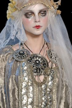 John Galliano at Paris Fashion Week Fall 2009