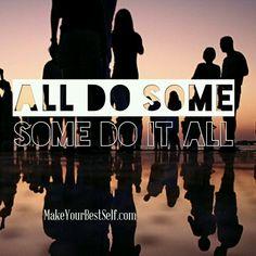 Do it all! Www.makeyourbestself.com