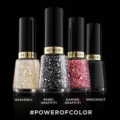 Introducing the Revlon Nail Enamel 2014 Collection! Get inspired by the #PowerOfColor