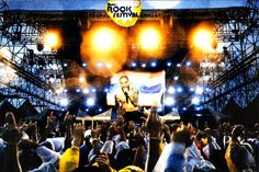 Busan International Rock Festival (Aug. 11 - 13)