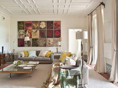 UNA CASA DE CAMPO EXQUISITAMENTE CHIC [] CHIC COUNTRY HOUSE in Portugal - Living Room