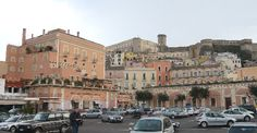 Gaeta: Piazza Bonelli