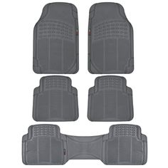 All Weather Gray Vinyl Non-slip Trimmable Truck SUV Van Odorless & BPA Free