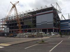 Cardiff City Stadium Extension