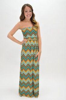 Candy Maxi Dress