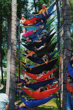 Epic eno hammock stack