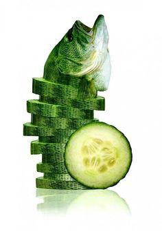 Tierisches Obst und Gemüse von Sarah DeRemer