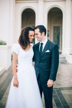Raphaela e Aaron [ Casamento ] | A Noiva SUD