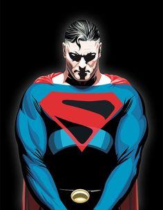 Superman kingdom come Dc Comics Heroes, Dc Comics Art, Marvel Comics, Original Superman, Batman And Superman, Superman Drawing, Superman Artwork, Superman Pictures, Dc World