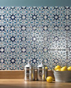 Fired Earth Bodega tiles