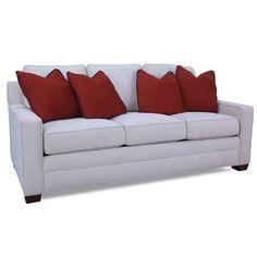 Huntington House - Three Cushion Sofa - 2062-20