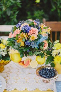 Blueberry Lemonade Bliss