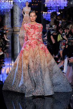 Elie Saab Haute Couture - Otoño-Invierno 2014