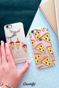 Click through to shop these #pizza iPhone 6/6S #Protective Case designs >>> https://www.casetify.com/artworks/Wxf10m1Cjm #phonecase | @casetify