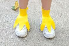 DIY Costume Bird Feet : Factory Direct Craft Blog