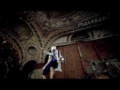 B.A.P - Badman M/V - Korean pop against a Motown urban-decay-porn backdrop.  Dare you to get thru it.