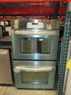 1s zv602018 30 inch double electric wall oven with 4 4 cu ft self