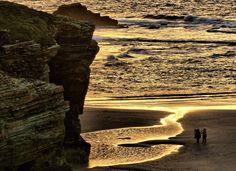 Conheça as mais belas praias da Europa para visitar no verão Costa, Surfing, Country Roads, In This Moment, Travel, Style, Sao Paulo, Europe, Van Camping
