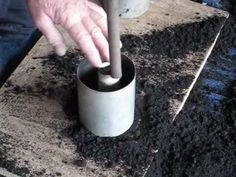 Metal Casting at Home Part 1 Backyard Foundry - http://videos.silverjewelry.be/brass/metal-casting-at-home-part-1-backyard-foundry/