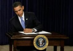 President Obama Signed the National Defense Authorization Act:  The Bill of Rights is dead