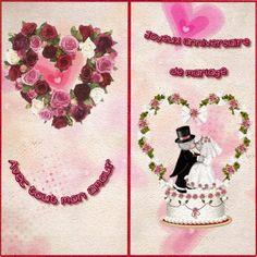 Cartes Anniversaire Mariage Gratuites Cybercartes Com  Download Image