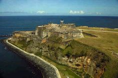 Castillo San Felipe del Morro, San Juan PR