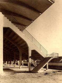 Pier Luigi Nervi Architecture for Sports exhibition   Floornature