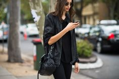 On the Streets of Sydney - Australian Street Style