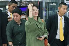 Song Hye Kyo, 3 In One, Chef Jackets, Rain Jacket, Windbreaker, Actresses, Songs, Movies, Random