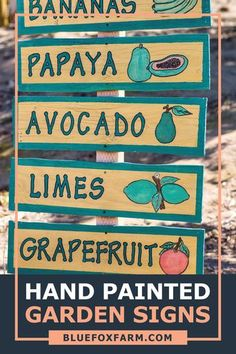 Every garden needs a few. They can be funny and punny, or as a nod to a special gardening friend. I save up bits of old siding, torn off a wall in a renovation, or beg for the scraps from a fence or bit of construction. What would your garden sign say? #gardensigns #diysigns #diygarden Rustic Crafts, Country Crafts, Garden Junk, Garden Art, Fox Farm, Driftwood Signs, Garden Signs, Rustic Gardens, Diy Signs