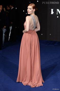 Jessica Chastain, premiere de Interstellar