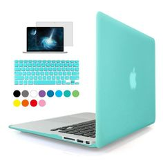 Laptop Bag Matte Case for Apple Macbook 3 IN 1 Air 13 Pro 13 Retina 12 15 For Mac book Hard Protective Cover Cases without Logo