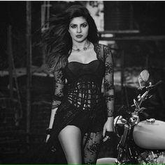 Priyanka Chopra on Filmfare February 2015 Edition