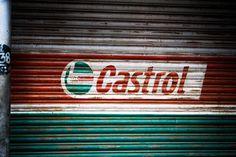 #castrol #logo #garage