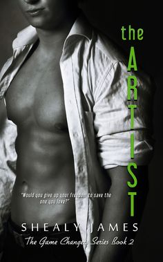 The Artist (Game Changer 2)  Cover Reveal & Rafflecopter hosted by Book Enthusiast Promotions